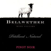 Bellwether Pinot Noir Pet Nat